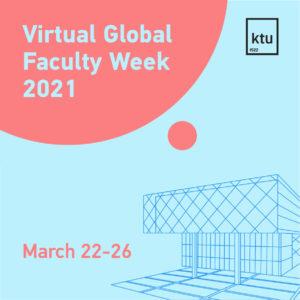 Virtual Global Faculty Week 2021